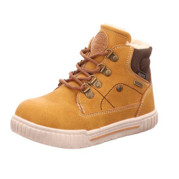 Sneakers Jungen-Stiefelette Braun