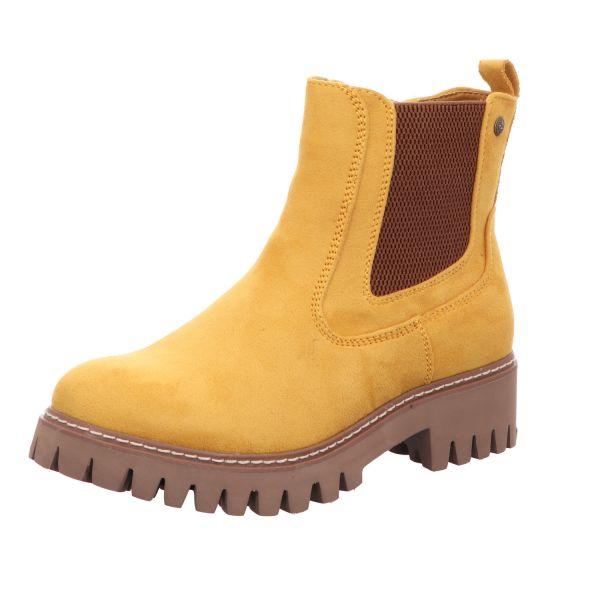 Rieker Damen-Boot Mais-Gelb