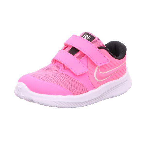 Nike Mädchen-Slipper-Kletter-Sneaker Star Runner 2 Pink