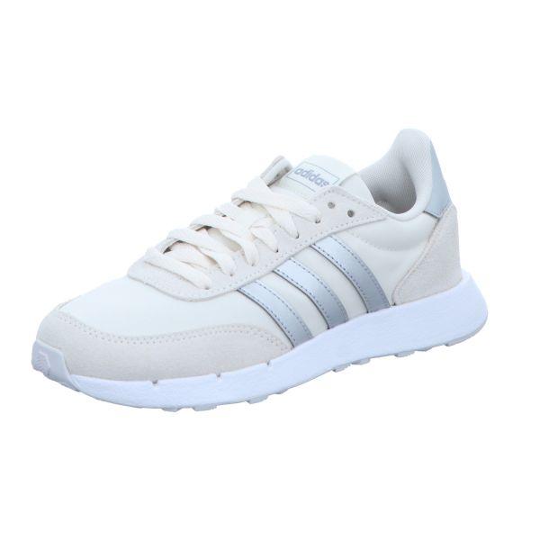 adidas Damen-Sneaker Run 60s 2.0 Weiß-Beige
