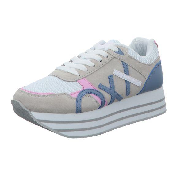 BOXX Damen-Sneaker Beige