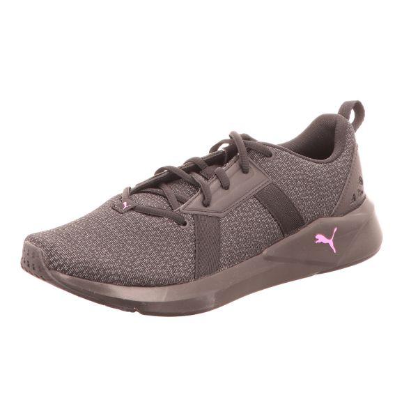 Puma Damen-Sneaker Chroma Knit Wn´s Schwarz