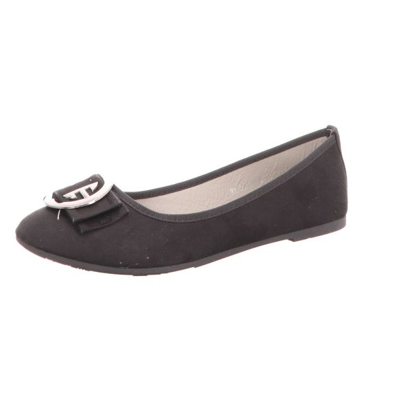 living UPDATED Damen-Ballerina Schwarz