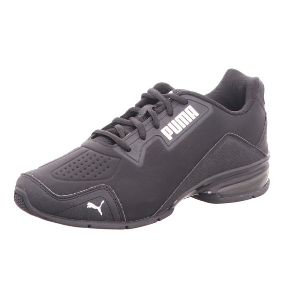 Puma Herren-Sneaker Leader VT Tech Schwarz