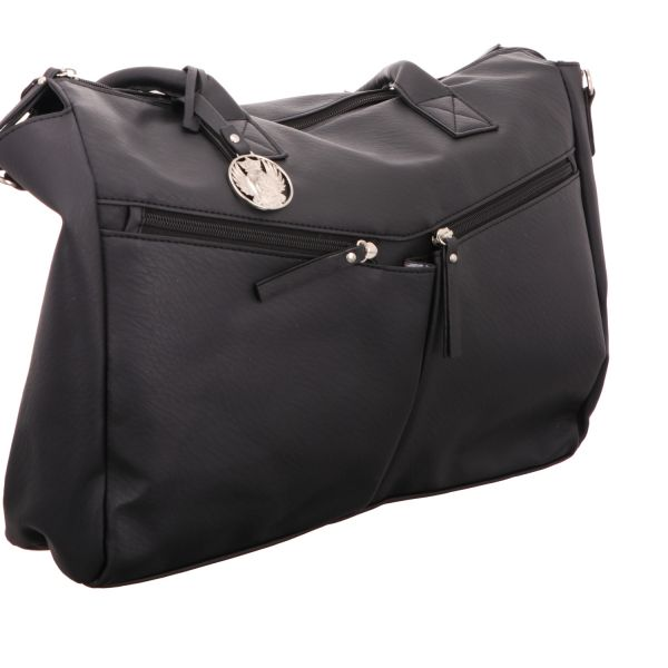 Jewels of Style Business-Tasche Schwarz
