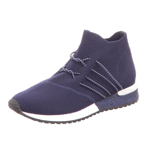 La Strada Damen-Sneaker Mid High Sneaker