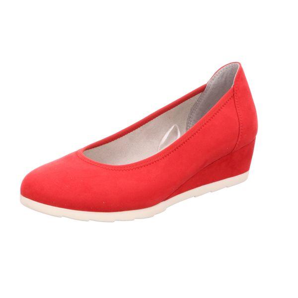 Scarbella Damen-Pumps Rot