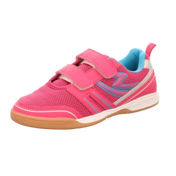 Sneakers Mädchen-Indoorschuh Pink