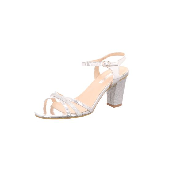 living UPDATED Damen-Sandalette Silber