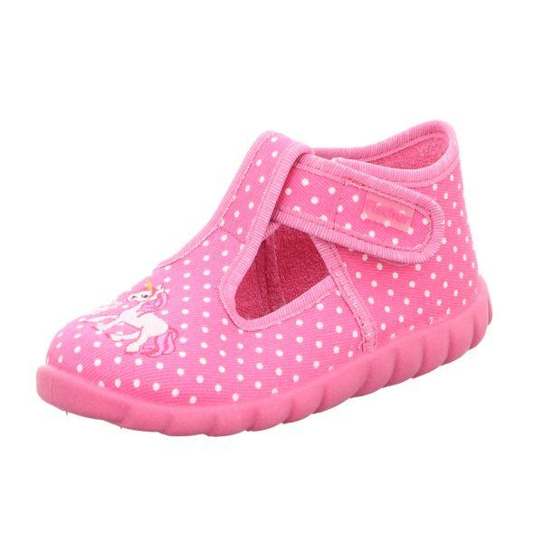 Fischer Kinder-Hausschuh Speedy Pink