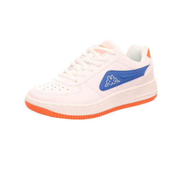KAPPA Damen-Sneaker Bash PC Weiß-Blau