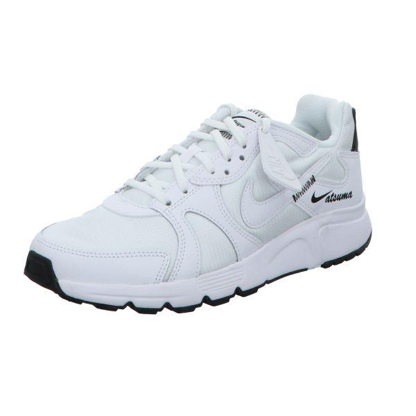 Nike Damen-Sneaker Atsuma Weiß