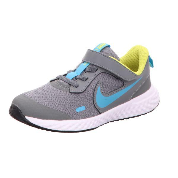 Nike Jungen-Slipper-Kletter Revolution 5 Grau