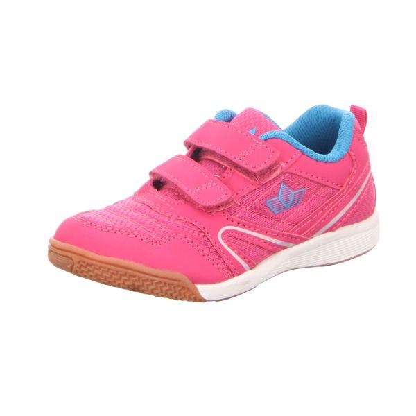 Lico Kinder-Sneaker-Indoorschuh BOULDER V Pink