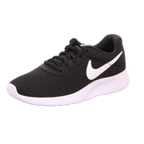 Nike Damen-Sneaker Tanjun Schwarz-Weiß