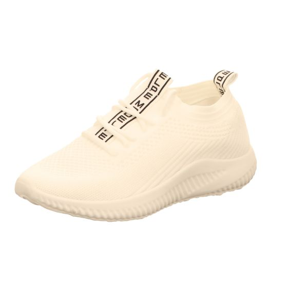 Sneakers Damen-Sneaker-Slipper Weiß