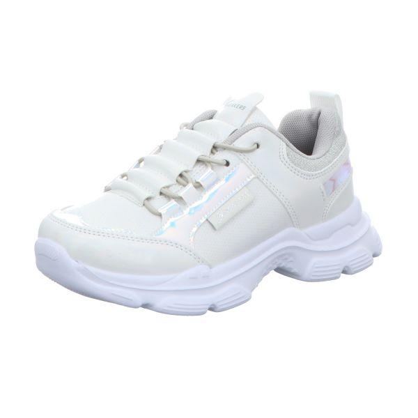 Sneakers Mädchen-Slipper Weiß
