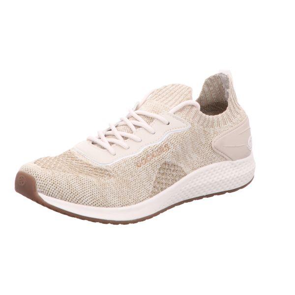 Dockers Damen-Sneaker-Slipper Beige