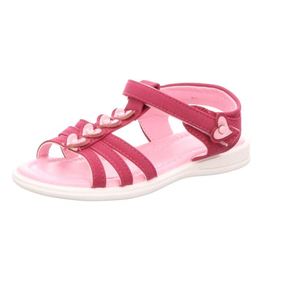 girlZ onlY Mädchen-Sandalette Pink