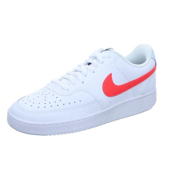 Nike Damen-Sneaker Court Vision Low Weiß