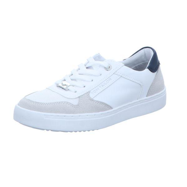 Tom Tailor Damen-Sneaker Weiß
