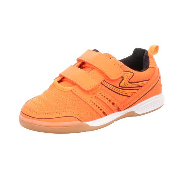 Sneakers Kinder-Sneaker-Indoorschuh Orange