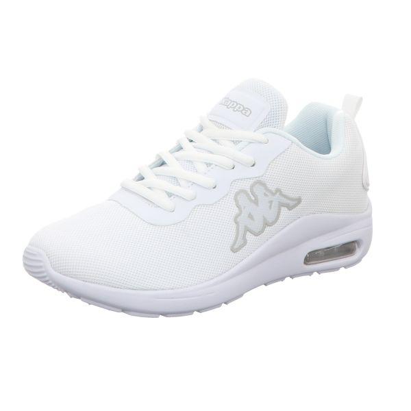 KAPPA Damen-Sneaker Ally OC Weiß