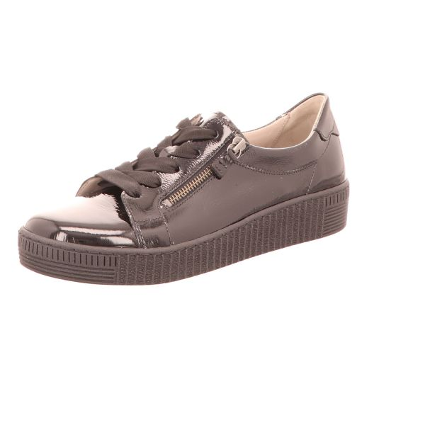Gabor Damen-Sneaker Schwarz