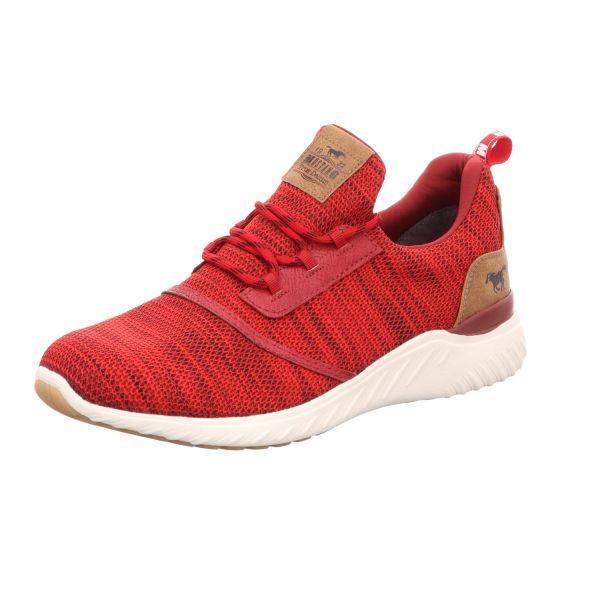 Mustang Herren-Sneaker Rot