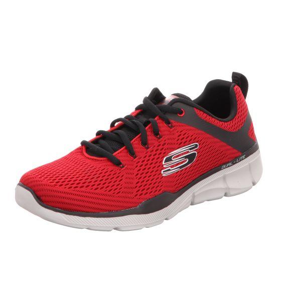 Skechers Herren-Sneaker Equalizer 3.0 Rot