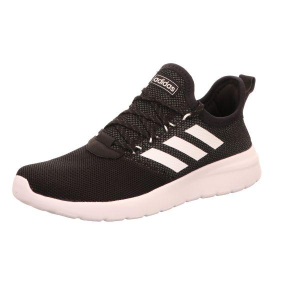 Adidas Herren-Sneaker Lite Racer RBN Schwarz-Weiß